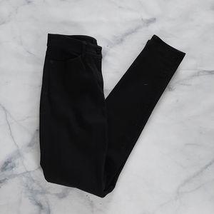 Aritzia Wilfred Free Black Skinny Jeans Size 2
